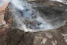 Vulcão sul-americano mostra sinais de provável colapso