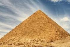 Robot revela segredos da Grande Pirâmide