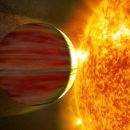 Exoplaneta similar a Júpiter orbita perigosamente sua estrela a cada 18 horas