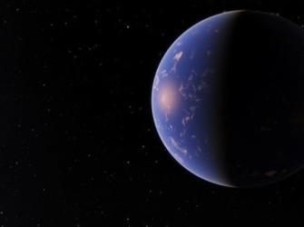 O exoplaneta K2-18b pode ter as condições certas para a vida