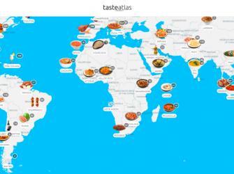 Site mostra pratos típicos de todo o mundo