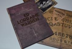 Resenha literária: Ed & Lorraine Warren - Lugar Sombrio
