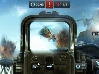 Jogos de sniper para celular Android e iOS
