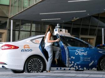 Além do robô-táxi: como os carros autônomos vão!