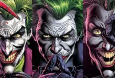 Te cuida Batman! DC Comics revela data de lançamento de quadrinhos com 3 Coringas.
