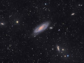 Revolvido o mistério da expansão do universo