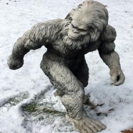 Seria o abominável-homem-das-neves um urso?