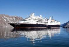 Vários navios de cruzeiro com casos de COVD-19