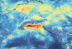 Novas evidências mostram como o COVID-19 reduziu a poluição atmosférica global