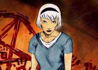 O Mundo Sombrio de Sabrina (Porque Bruxas não são fofinhas...)