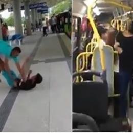 Coronavírus faz passageiros brigarem por causa de espirros