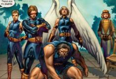 1602 - O Universo Marvel no séc. XVII