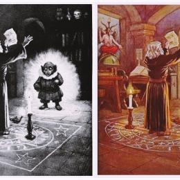 Goetia Luciferiana - A Goetia Antiga e Moderna