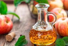 Os benefícios de beber vinagre de maçã antes de dormir