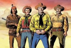 O que falar sobre Tex Willer?