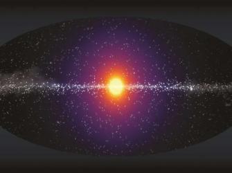 Matéria escura: o enigma se aprofunda