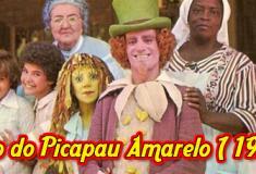 Sítio do Picapau Amarelo, uma obra imortal de Monteiro Lobato.