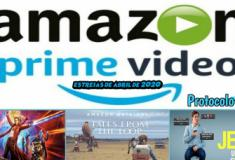 Amazon Prime Video: Confira as estreias do mês de abril de 2020 na plataforma de streaming