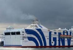 GNV transforma ferry em hospital flutuante