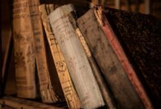 Inspiração: Estantes de livros