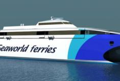 Incat Tasmania assina contrato para a construção de um novo ferry
