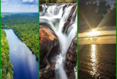 A grandeza da natureza brasileira: região norte