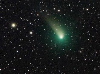 Cometa verde e venenoso aproxima-se do Sol