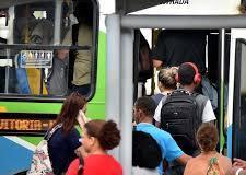 Transporte público no Brasil perde 62% dos passageiros