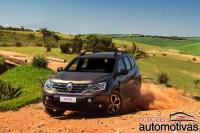 Renault sobe preços do Duster, Oroch, Kwid, Captur, Sandero e Logan