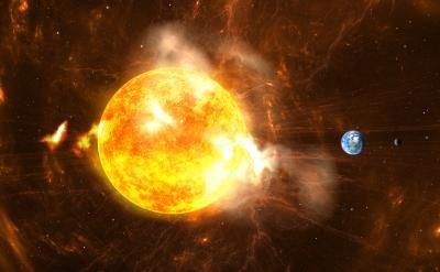 Mínimo solar profundo. O Sol está muito calmo e os cientistas em alerta