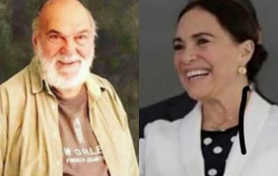 Lima Duarte alfineta Regina Duarte após deixar cargo