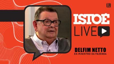 Em live de IstoÉ, Delfim Netto diz que `Bolsonaro nunca teve o poder que achou que tinha'