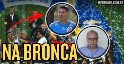 VÍDEO: Ex-presidente reclama de Ralf e cita Renato Augusto e Gil em comparação no Corinthians