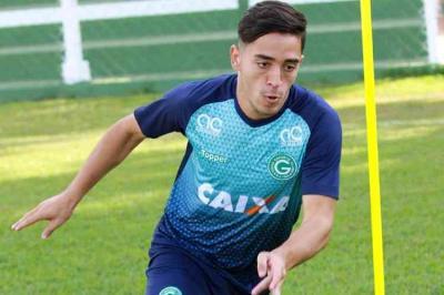 Goiás faz contraproposta para vender Léo Sena ao Atlético, que pode esperar para assinar pré-contrato