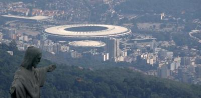 Governo do Rio planeja volta do futebol com 50% da capacidade em estádios