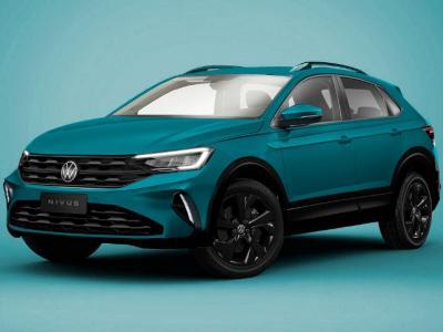 Volkswagen define data de lançamento do Nivus