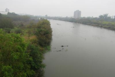 Chuva forte e constante faz nível do rio subir e atingir quase 3 metros, diz Defesa Civil