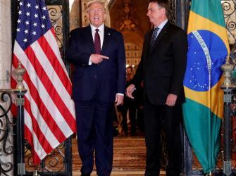 EUA suspendem entrada de estrangeiros que passaram pelo Brasil