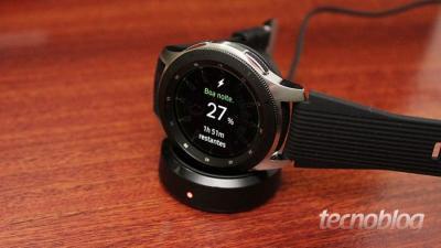 Samsung Galaxy Watch 2 deve ser lançado com borda giratória