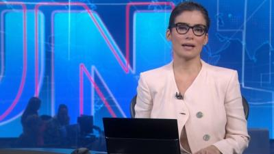 """Renata Vasconcellos é afastada do Jornal Nacional: """"Questão pessoal"""""""