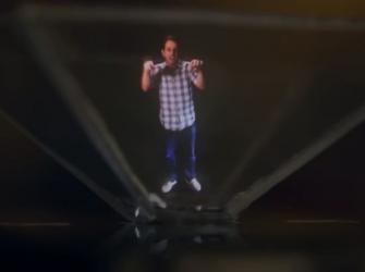 Como fazer um holograma 3D com o smartphone