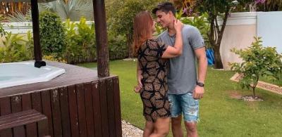 Namorado da mãe de Neymar sofre acidente doméstico e ambulância é chamada
