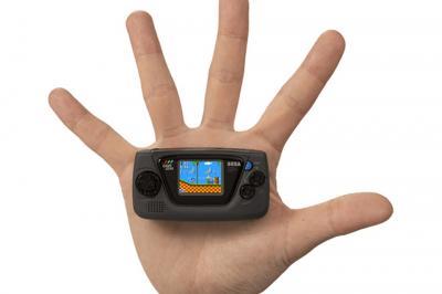 Sega Game Gear Micro é o novo console portátil em miniatura da marca