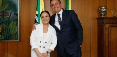 Cargo de Regina Duarte na Cinemateca já está descartado