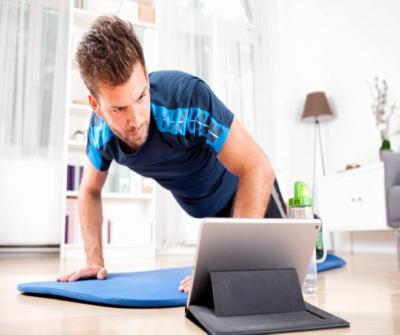 Engordou na quarentena? Master Trainer lista cinco exercícios para eliminar calorias