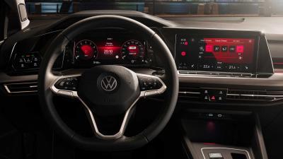 Novo VW Golf volta a ser entregue após problema em software de segurança