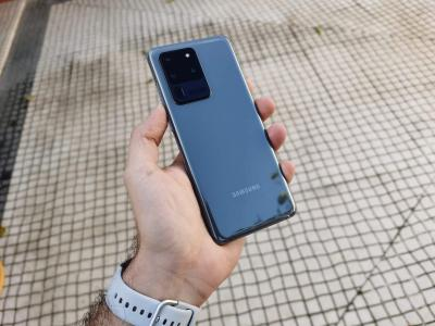 Samsung lançou campanha de troca para compra de um novo Galaxy S20