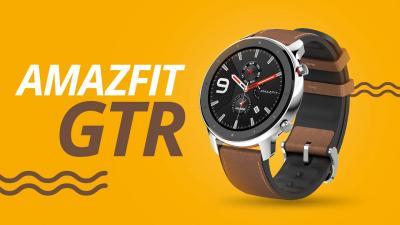 Amazfit GTR, DISCRETO porém SMART [Análise/Review]