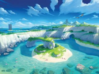 Review de Isle of Armor, o primeiro DLC de Pokémon Sword e Shield (Switch).