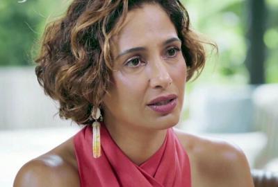 Camila Pitanga choca ao mostrar intimidade com a namorada na cama